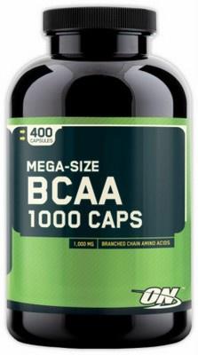 Optimum Nutrition BCAA 1000 caps 400 kapslí PROŠLÉ DMT