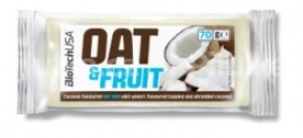 BiotechUSA Oat and fruit 70 g