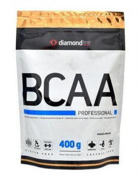 HiTec Nutrition Diamond Line BCAA Professional 400 g - mango/meloun