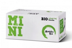 Matcha Tea Bio Harmony Mini zelený čaj 15x2g