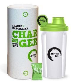 Matcha Tea Charger Z500 15x2g