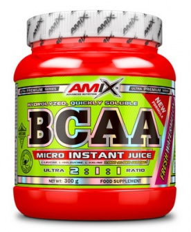 Amix BCAA Micro Instant Juice 300 g - fruit punch