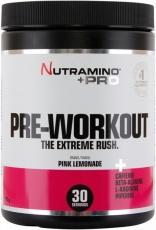 Nutramino +PRO Pre-Workout 330 g - pink lemonade PROŠLÉ DMT