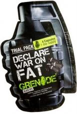 Grenade Black OPS 4 kapsle Prošlé DMT