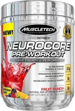 MuscleTech NeuroCore Pre-Workout 222 g (50 dávek)