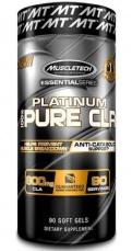 MuscleTech Platinum Pure CLA 90 kapslí VÝPRODEJ