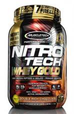 MuscleTech Nitro-Tech 100% Whey Gold 1130 g