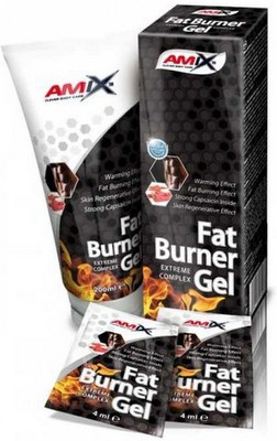 Amix Fat Burner Gel for Men 200 ml