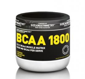 SizeAndSymmetry BCAA 1800 150 tablet PROŠLÉ DMT