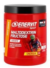 Enervit Maltodextrin Fruktose 500 g - pomeranč