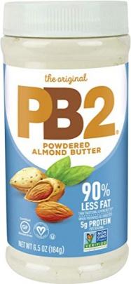Bell Plantation PB2 mandlové máslo v prášku 184g PROŠLÉ DMT