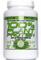 Scitec 100% Plant Protein 900 g - banán/vanilka