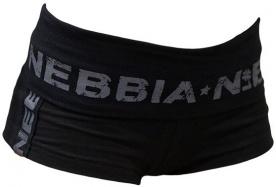 Nebbia Elastické šortky pas 263 (dříve 863) černé