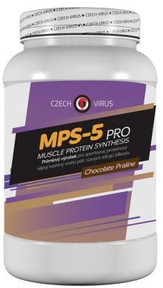 Czech Virus Vícesložkový protein MPS-5 PRO 1000 g