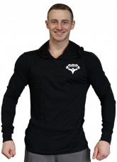 Titánus Tričko s kapucí Super Human malé logo