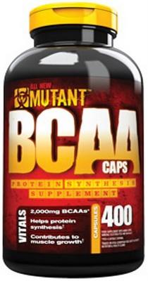 Mutant BCAA 400 kapslí