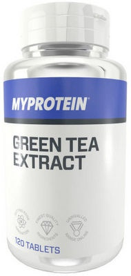 MyProtein Green Tea Extract 120 tablet