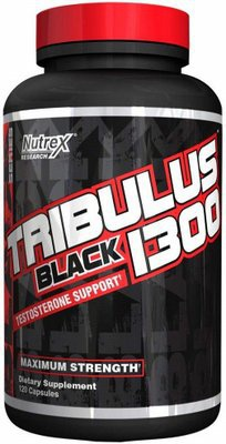 Nutrex Tribulus Black 1300 120 kapslí