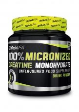 BioTechUSA 100% Creatine Monohydrate 500 g