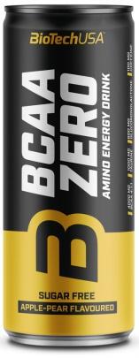 BiotechUSA BCAA Zero Energy Drink 330ml