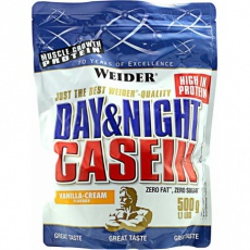 Weider Day & Night Casein 500g
