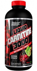 Nutrex Liquid Carnitine 3000 480 ml VÝPRODEJ