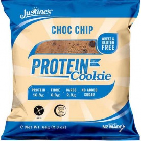 Justine Protein Cookie 64 g - Choco Chip