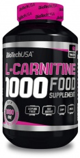 BioTechUSA L-Carnitine 1000mg 60 tablet