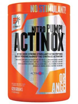 Extrifit Actinox 620 g - pomeranč VÝPRODEJ