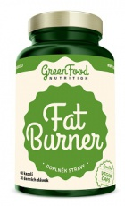 GreenFood Fat Burner 60 kapslí