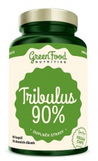 GreenFood Tribulus 90% 90 kapslí