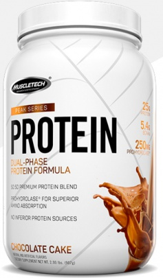 Muscletech Peak Series Protein 1720 g