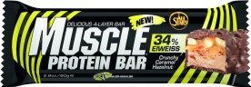 All Stars Muscle Protein Bar 80 g - oříšek/karamel VÝPRODEJ