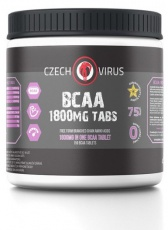 Czech Virus BCAA 1800 mg 150 tablet