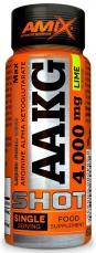 Amix AAKG 4000mg shot 60ml - lime
