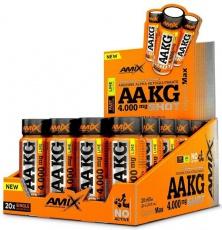 Amix AAKG 4000mg shot 20x60ml - lime