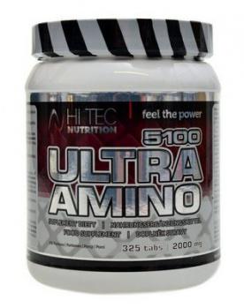 Hitec Nutrition Ultra Amino 5100 325 tablet PROŠLÉ DMT