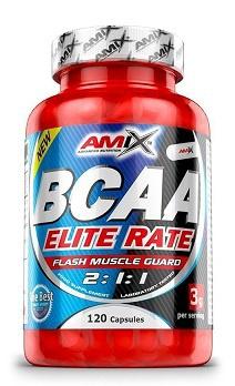 Amix BCAA Elite Rate 2:1:1 120 kapslí