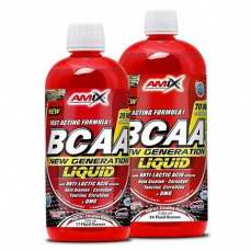 Amix BCAA New Generation 1000ml + 500ml ZDARMA