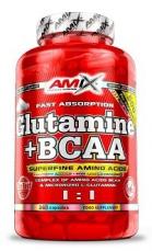 Amix Glutamine + BCAA 360 kapslí