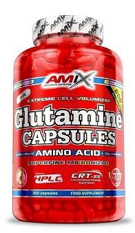 Amix Glutamine 360 kapslí