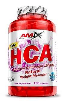 Amix HCA 1500 mg 150 kapslí