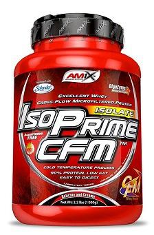Amix IsoPrime CFM Whey Protein Isolate 1000g