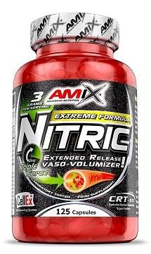 Amix Nitric 125 kapslí