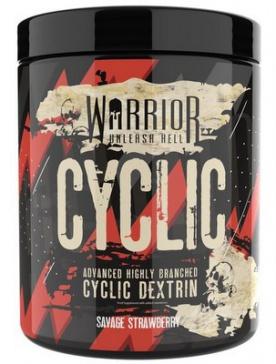 Warrior Cyclic (cyklický dextrin) 400 g + šejkr Warrior ZDARMA