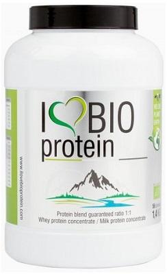MyoTec I Love BIO Protein 1,4 kg čokoláda PROŠLÉ DMT