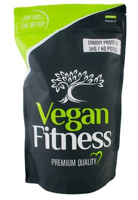 Vegan Fitness Dýňový Protein 1000 g PROŠLÉ DMT