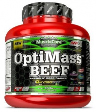 Amix OptiMass Beef Gainer 2500 g