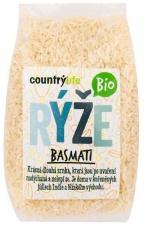 Country life BIO rýže basmati 500g