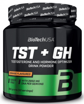 BiotechUSA TST + GH 300 G